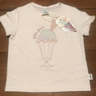 ジェラートピケ(gelato pique)の新品!gelato pique アイスクリーム柄 Tシャツ(Tシャツ/カットソー)