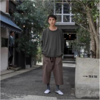 ジエダ(Jieda)のO project wide fit trouser(その他)