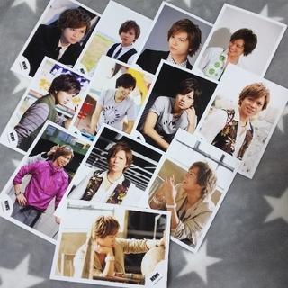 ニュース(NEWS)の☆★NEWS 加藤シゲアキくん 公式写真12枚セット★☆(男性アイドル)