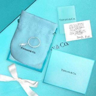 ティファニー(Tiffany & Co.)の未使用 ティファニー ティアドロップリング10号(リング(指輪))