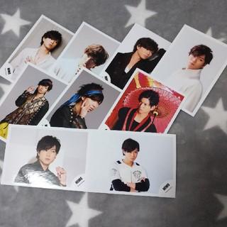 ニュース(NEWS)の☆★NEWS 加藤シゲアキくん 公式写真9枚セット★☆(男性アイドル)