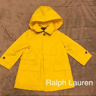 Ralph Lauren - Ralph Lauren✴︎スプリングコート 2T 90㎝