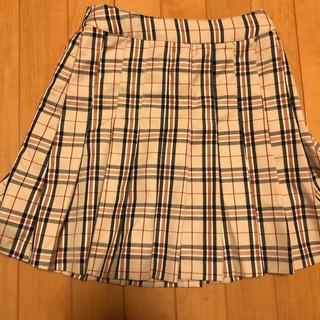 ウィゴー(WEGO)のプリーツスカート WEGO(ミニスカート)
