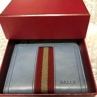 バリー(Bally)のBALLY ジップウォレット 二つ折り財布(折り財布)