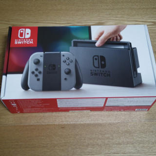 Nintendo Switch - Nintendo switch 2018/12/9購入 レシート、クロネコ保証付