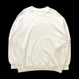 久米繊維 BIG SWEAT SHIRT(スウェット)