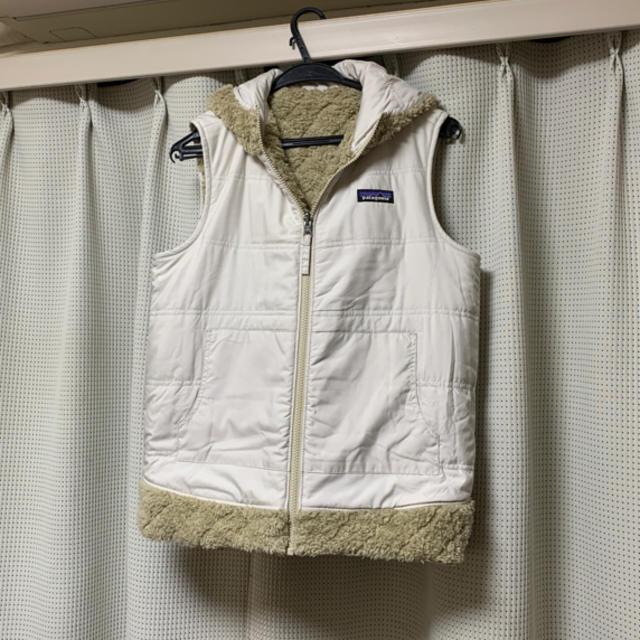 patagonia(パタゴニア)のトビー様専用★パタゴニア リバーシブルベスト レディースのジャケット/アウター(ダウンベスト)の商品写真