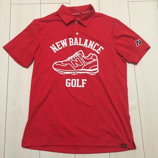 ニューバランス(New Balance)のニューバランス ゴルフ ポロシャツ サイズ 4 メンズ(ウエア)