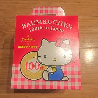 ハローキティ(ハローキティ)のハローキティ✖️ユーハイム バームクーヘン(菓子/デザート)
