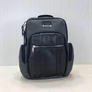 トゥミ(TUMI)のTUMI232681 メンズ リュックサック ビジネスバッグ グレー(バッグパック/リュック)