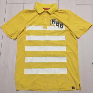 ニューバランス(New Balance)のニューバランス ポロシャツ サイズ 5 メンズ(ウエア)