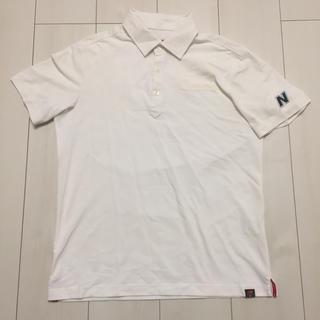 ニューバランス(New Balance)のニューバランス ポロシャツ サイズ 4 メンズ(ウエア)