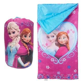 ディズニー(Disney)のアナと雪の女王の室内用寝袋(寝袋/寝具)