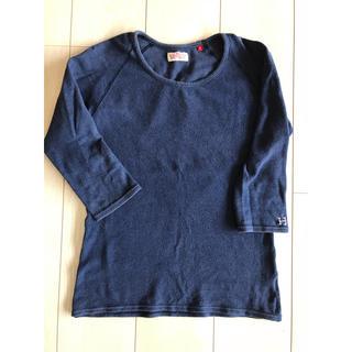ハリウッドランチマーケット(HOLLYWOOD RANCH MARKET)のハリウッドランチマーケット 七分袖 フライスTシャツ 3(Tシャツ(長袖/七分))