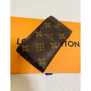 ルイヴィトン(LOUIS VUITTON)の正規品 ルイヴィトン タバコケース シガレットケース 即購入OK(タバコグッズ)