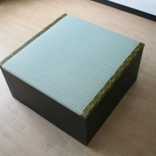 ユニット畳 半畳タイプ 高床式 高床式ユニット畳 畳収納 畳ボックス 置き畳(リビング収納)