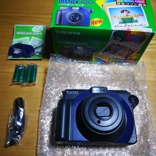 フジフイルム(富士フイルム)の【新品】富士フィルム インスタントカメラ(フィルムカメラ)