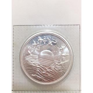 天皇陛下御在位60年記念の1万円銀貨(その他)