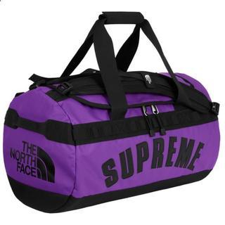シュプリーム(Supreme)のSupreme The North Face Duffle Bag紫(ボストンバッグ)