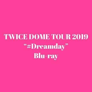 "TWICE DOME TOUR 2019 ""#Dreamday"" ブルーレイ(ミュージック)"