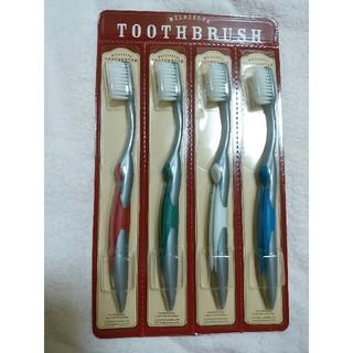 メラルーカ 歯ブラシ(4本セット) (歯ブラシ/デンタルフロス)