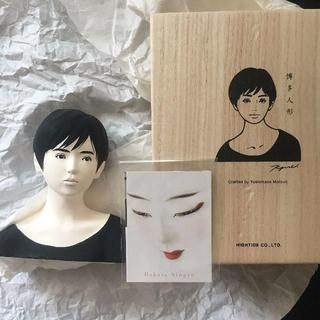 kyne 博多人形(彫刻/オブジェ)