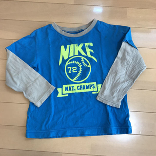ナイキ(NIKE)のロンT  NIKE(Tシャツ/カットソー)