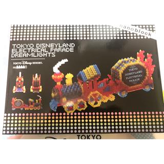 東京ディズニーリゾート限定♡エレクトリカルパレード ナノブロック