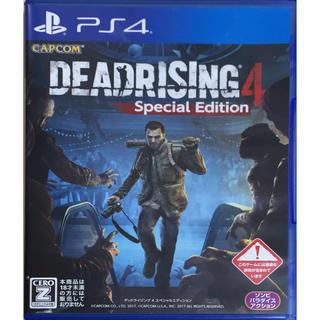 PlayStation4 - デッドライジング4 PS4