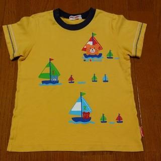 ミキハウス(mikihouse)のミキハウス ホットビ 半袖110(Tシャツ/カットソー)