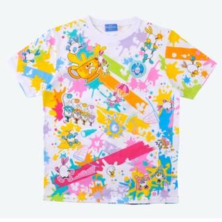 ディズニー(Disney)のディズニーランド うさたま Tシャツ Sサイズ ユニセックス (Tシャツ(半袖/袖なし))