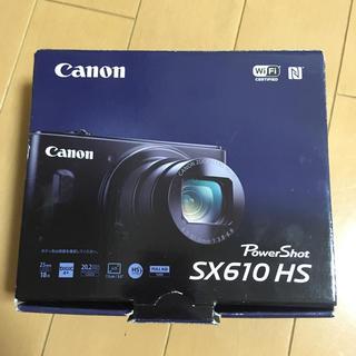 キヤノン(Canon)のCanon キャノン PowerShot SX610HS (コンパクトデジタルカメラ)