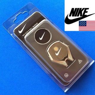 ナイキ(NIKE)の レア 新品 NIKE GOLF USA  ハットクリップ&ボールマーカー(その他)