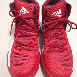 アディダス(adidas)のアデイダス メンズ バスケットボールシューズ(バスケットボール)