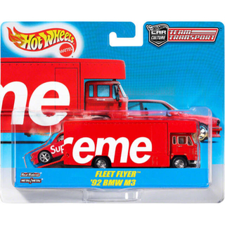 Supreme - Supreme Hot Wheels Fleet Flyer 1992 BMW