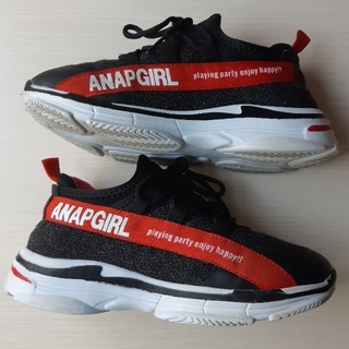 アナップ(ANAP)のANAP GiRL 22センチ スニーカー(スニーカー)