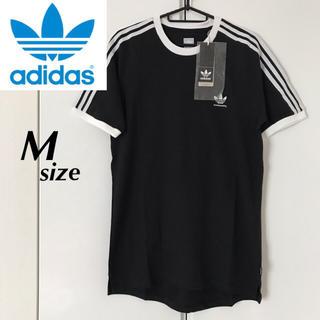 アディダス(adidas)の【定価4309円】adidas カリフォルニア 黒×白 Tシャツ メンズ M(Tシャツ/カットソー(半袖/袖なし))