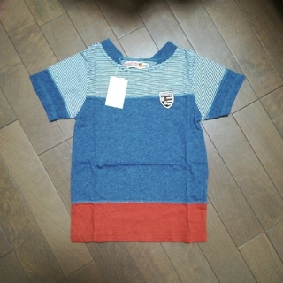 キムラタン(キムラタン)の新品未使用110半袖Tシャツ キムラタン ビケット(Tシャツ/カットソー)