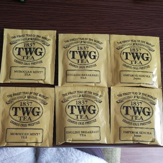 ♡TWG♡シンガポール高級紅茶(茶)