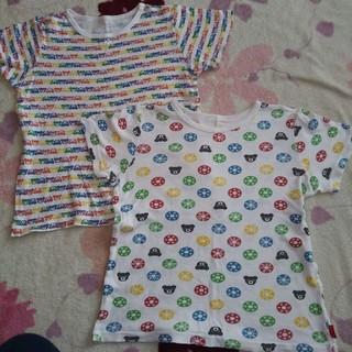 ダブルビー(DOUBLE.B)のミキハウス ダブルB 半袖シャツ(下着)