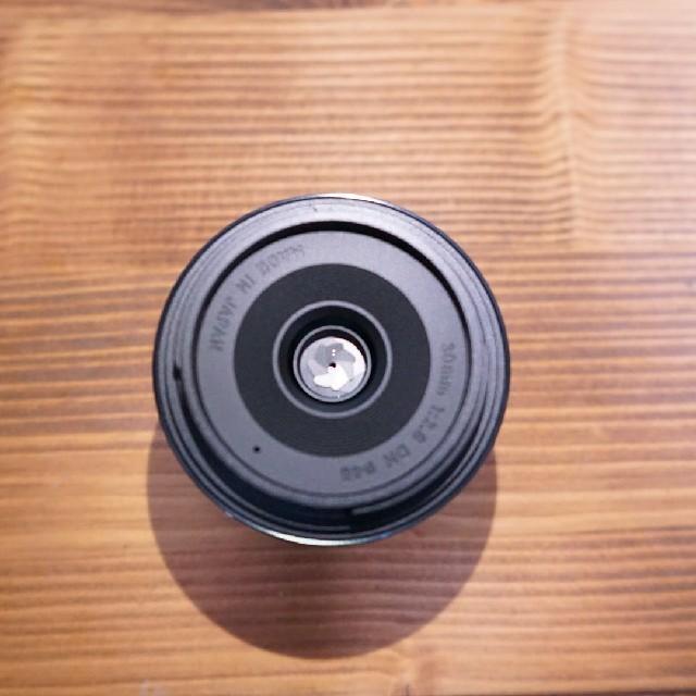 SIGMA(シグマ)のSIGMA/30mm F2.8 DN スマホ/家電/カメラのカメラ(レンズ(単焦点))の商品写真