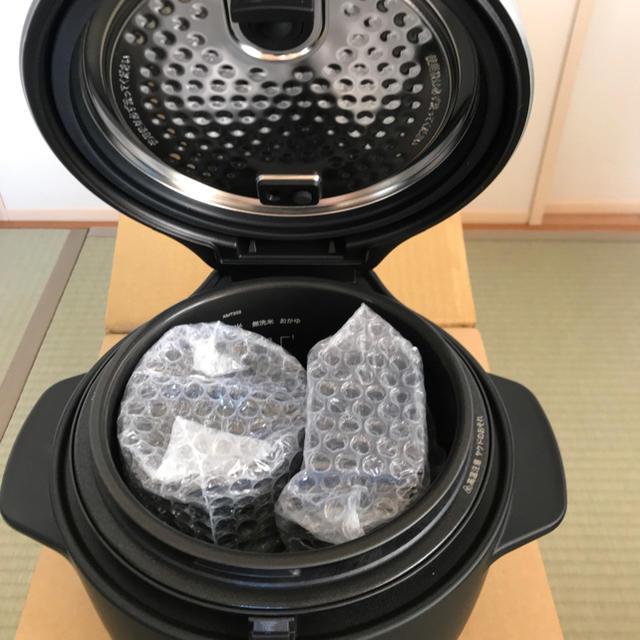 BALMUDA(バルミューダ)の◆coco様専用◆【BALMUDA  The Gohan】 スマホ/家電/カメラの調理家電(炊飯器)の商品写真