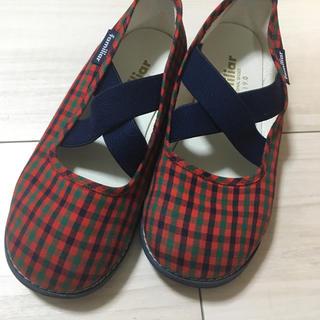 ファミリア(familiar)のfamiliar靴  サイズ19(スリッポン)