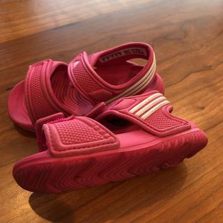 アディダス(adidas)のadidas サンダル 13センチ(サンダル)