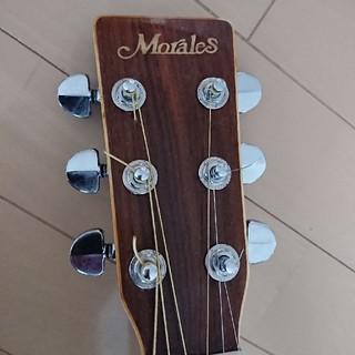 ♪トップ単板/Morales M-40♪(アコースティックギター)
