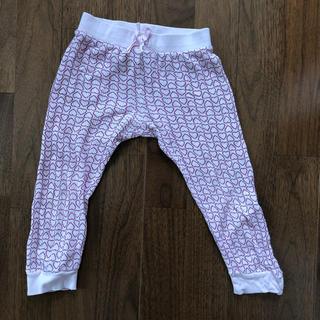 ベビーギャップ(babyGAP)のハート柄ズボン(パンツ/スパッツ)