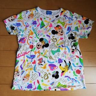 ディズニー(Disney)の35周年ディズニーTシャツ(Tシャツ/カットソー)