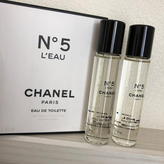 シャネル(CHANEL)の新品 シャネル N5 ロー ツイスト&スプレイ(香水(女性用))
