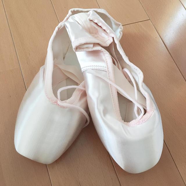 CHACOTT(チャコット)のAvignon バレエポワント レディースの靴/シューズ(バレエシューズ)の商品写真