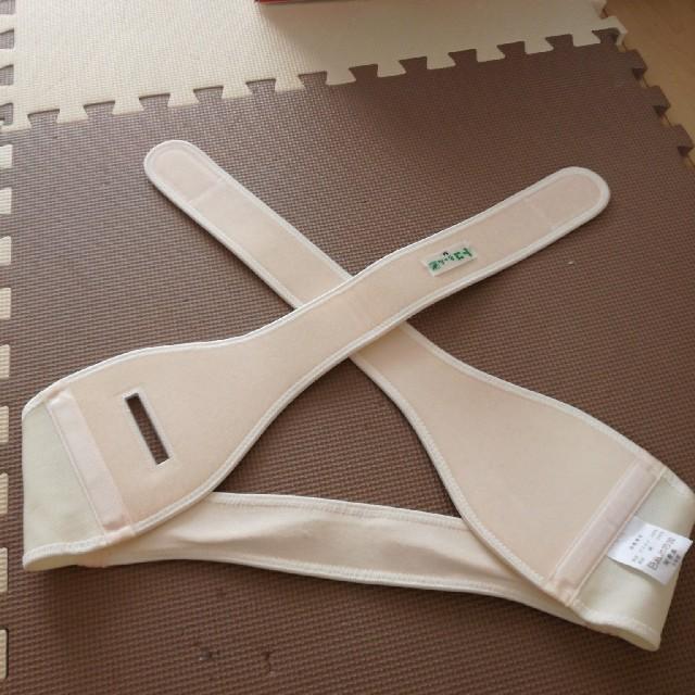 トコちゃんベルト2 M 説明書付 キッズ/ベビー/マタニティのマタニティ(マタニティウェア)の商品写真